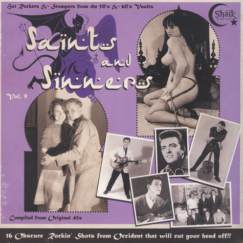 V.A. - Saints And Sinners Volume 9