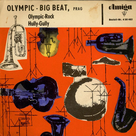 Olympic - Olympic-Rock / Hully-Gully