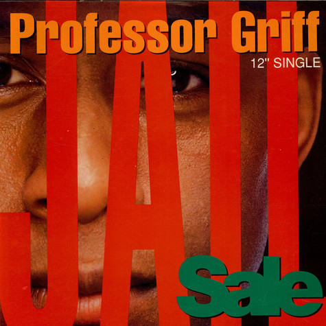 Professor Griff - Jail Sale