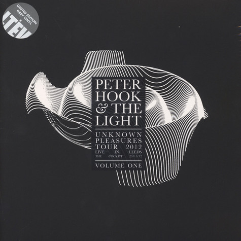 Peter Hook & The Light - Unknown Pleasures - Live In Leeds Volume 1