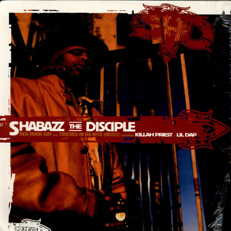 Shabazz The Disciple - Red Hook Day