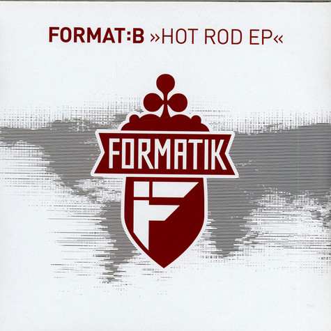 Format: B - Hot Rod EP