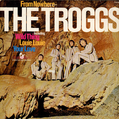 Troggs, The - From Nowhere