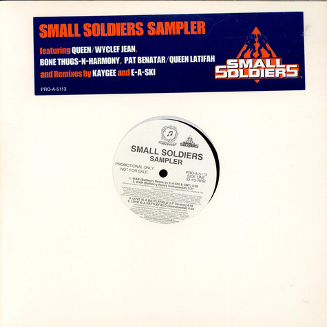 V.A. - Small Soldiers Sampler