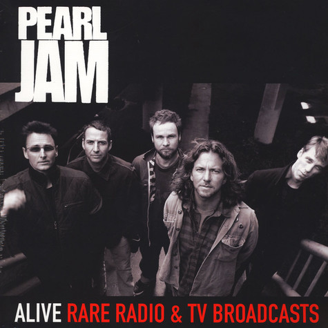 Pearl Jam - Transmission Impossible: Rare Radio & TV Broadcasts
