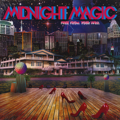 Midnight Magic - Free From Your Spell