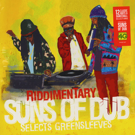 Suns Of Dub - Riddimentary - Suns Of Dub Selects Greensleeves
