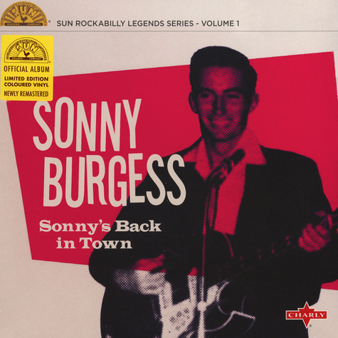 Sonny Burgess - Sonny's Back In Town