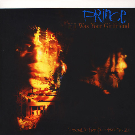 Prince - If I Was Your Gilrfriend