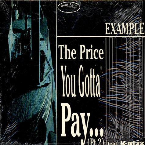 Example - The Price You Gotta' Pay... (Pt. 2)