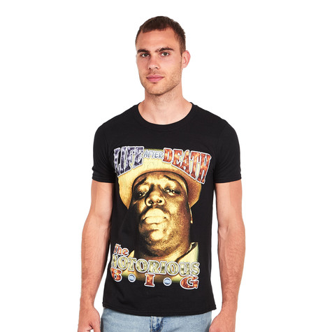 Notorious B.I.G. - Life After Death T-Shirt