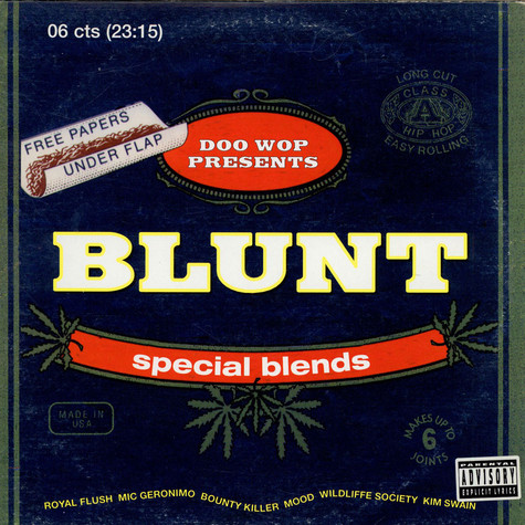 V.A. - Doo Wop Presents: Special Blends