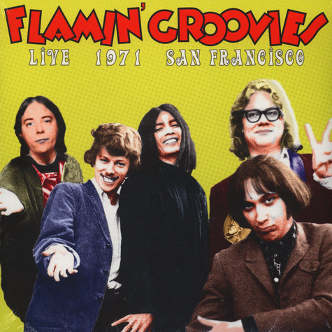 Flamin' Groovies - Live In San Francisco 1973