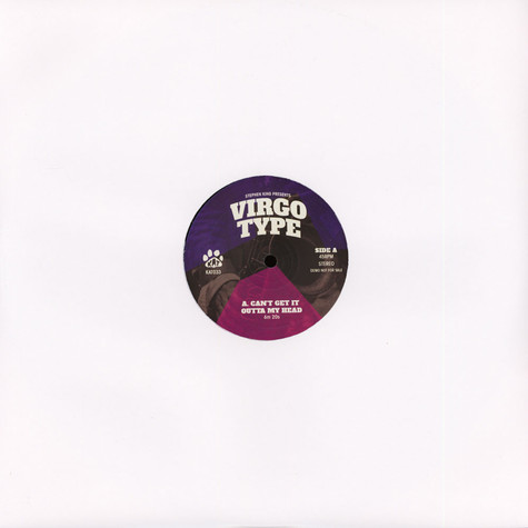 Stephen King Presents - The Virgo Type EP