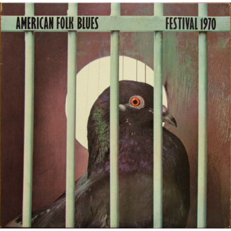 V.A. - American Folk Blues Festival 1970