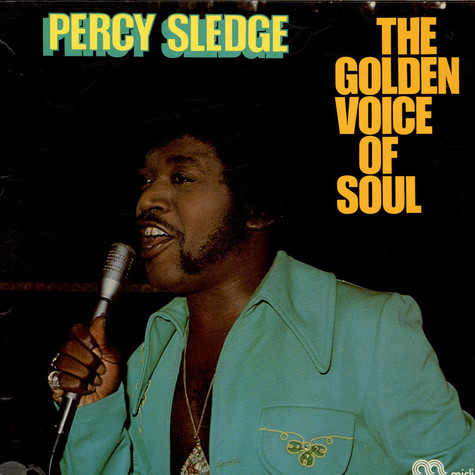 Percy Sledge - The Golden Voice Of Soul