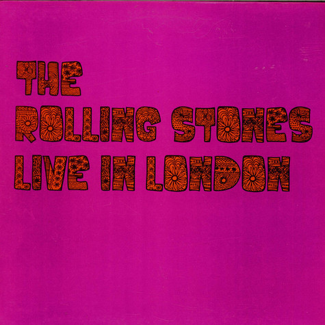 Rolling Stones, The - Live In London