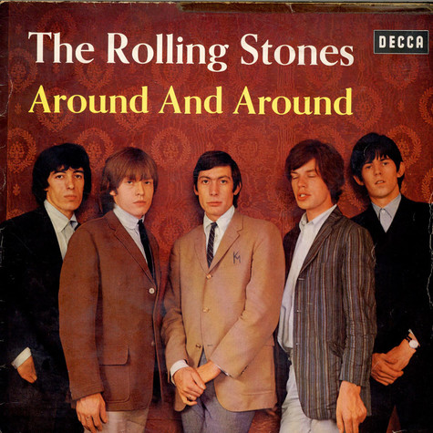 Rolling Stones, The - Around And Around