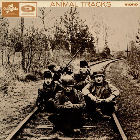 Animals, The - Animal Tracks