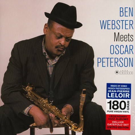 Ben Webster - Meets Oscar Peterson
