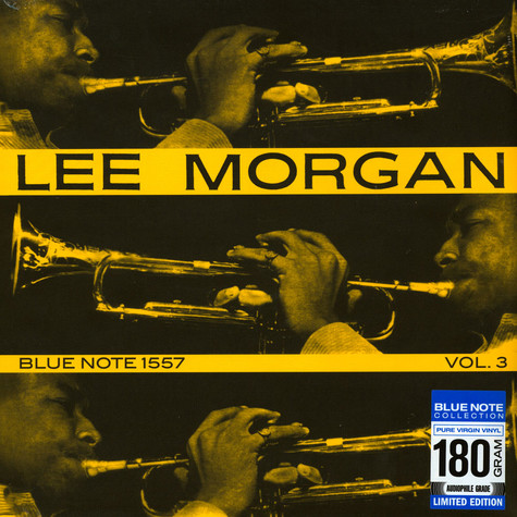 Lee Morgan - Volume 3