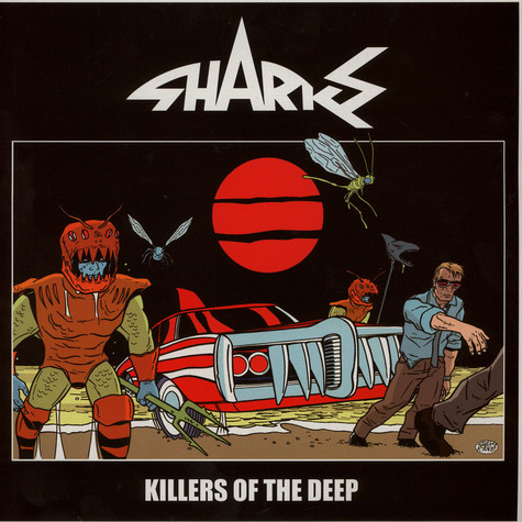 Sharks - Killers of The Deep