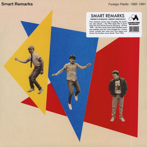 Smart Remarks - Foreign Fields: 1982 - 1984