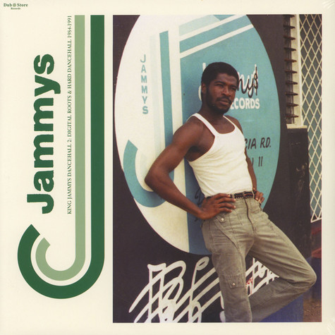 V.A. - King Jammys Dancehall Volume 2: Digital Roots & Hard Dancehall 1984-1991