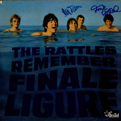 Rattles,The - Remember Finale Ligure