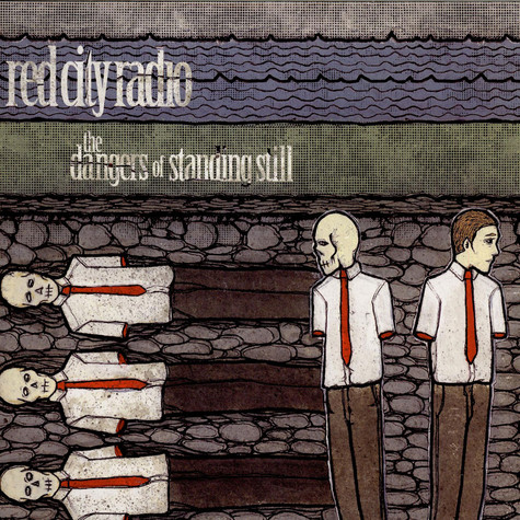 Red City Radio - The Dangers Of Standing Still
