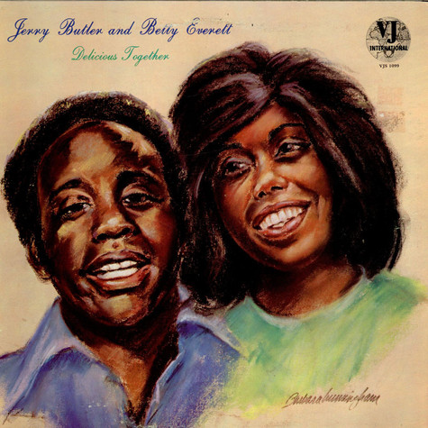 Jerry Butler And Betty Everett - Delicious Together