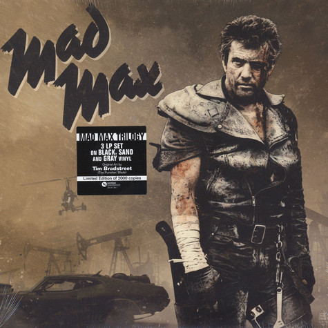 V.A. - OST Mad Max Trilogy