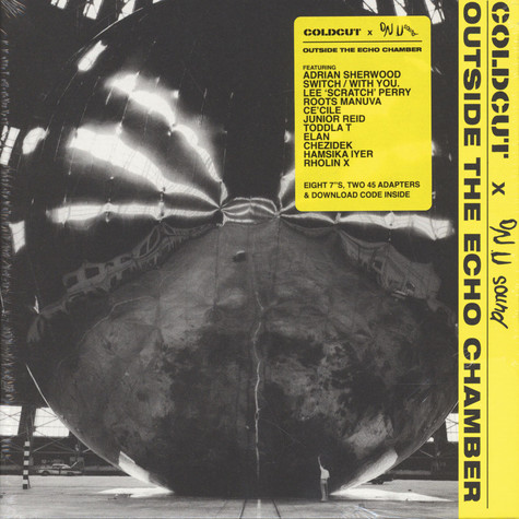 Coldcut X On-U Sound - Outside The Echo Chamber