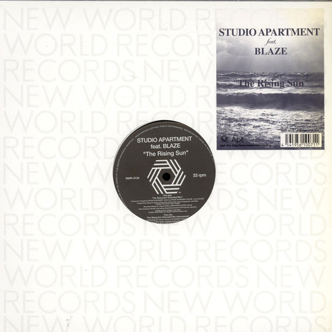 Studio Apartment Feat. Blaze - The Rising Sun