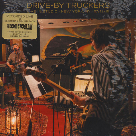 Drive By Truckers - Live In Studio, New York, NY 07/12/16