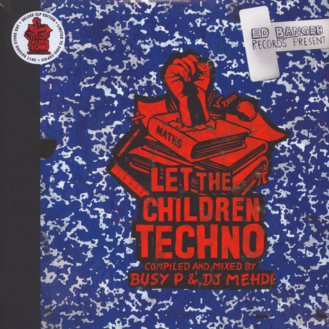 Busy P & DJ Mehdi - Let The Children Techno
