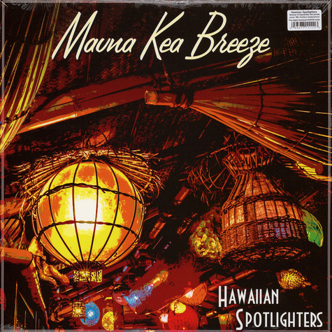Hawaiian Spotlighters - Mauna Kea Breeze