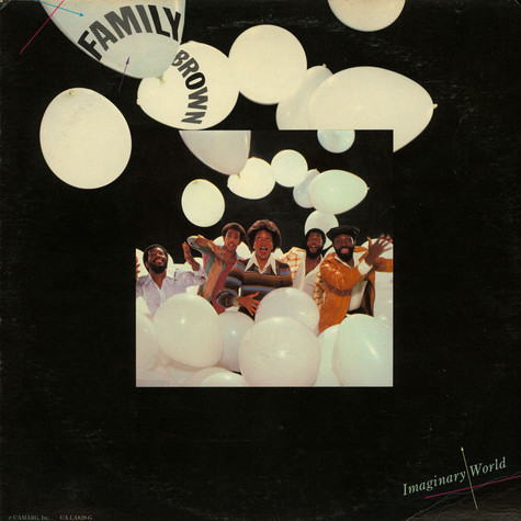 Family Brown - Imaginary World