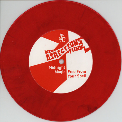 Soul Clap / Midnight Magic - New Directions In Funk Volume 3