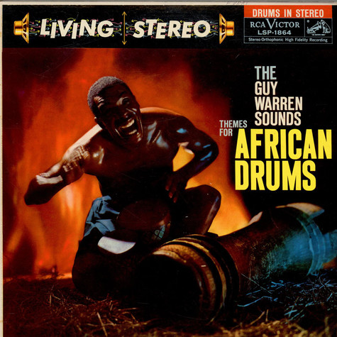 Guy Warren Sounds, The - Themes For African Drums