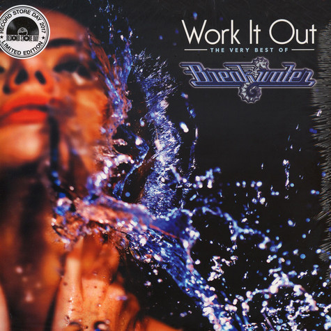 Breakwater - Work It Out / The Best Of Breakwater
