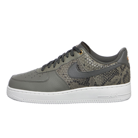 nike air force 1 '07 lv8 (dark stucco / river rock / summit bianco