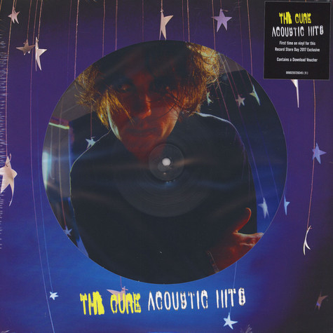 Cure, The - Acoustic Hits  Picture Disc Edition
