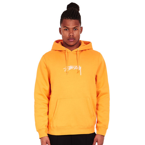 Stüssy - Smooth Stock Applique Hoodie
