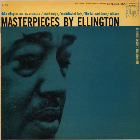 Duke Ellington And His Orchestra - Masterpieces By Ellington