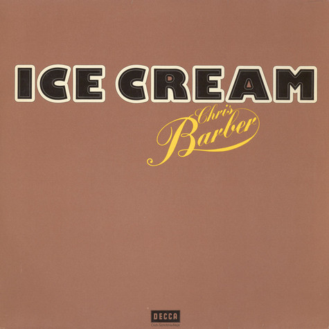 Chris Barber - Ice Cream