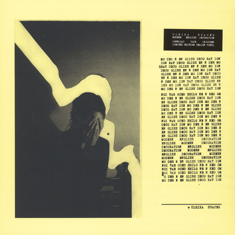 Ulrika Spacek - Modern English Decoration Colored  Vinyl Edition
