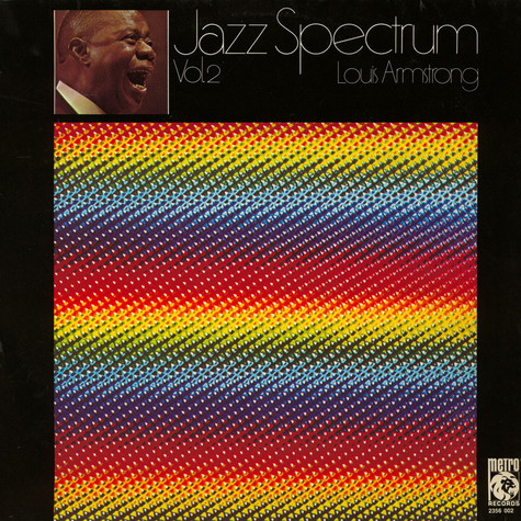 Louis Armstrong - Jazz Spectrum Vol. 2