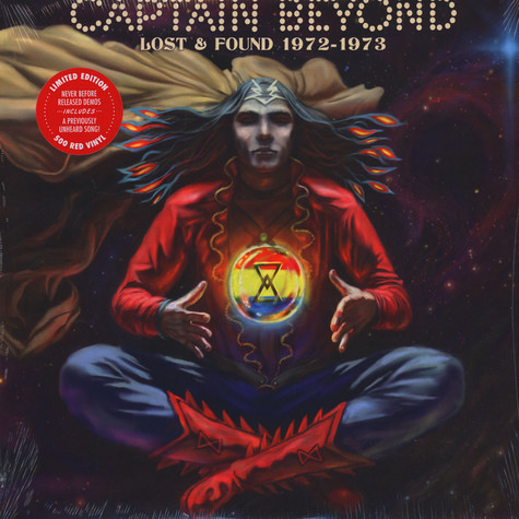 Captain Beyond - Lost & Found 1972-73