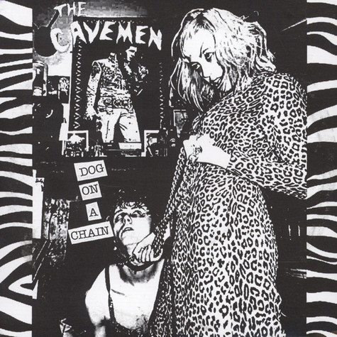 Caveman, The - Dog On A Chain EP